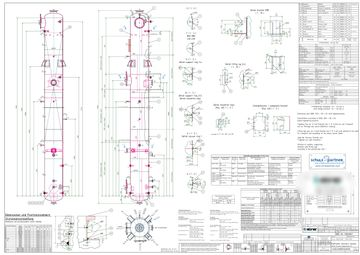 Schulz+Partner - 2D Plant design column